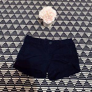 American Eagle Black Shorts